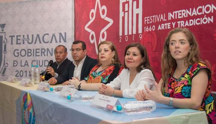 Comparte Sectur Oaxaca invitación al Festival Internacional de Tehuacán, Puebla (1)
