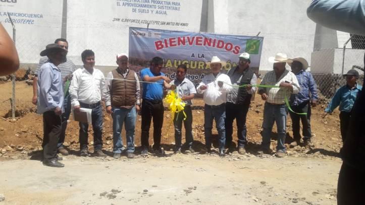 "Entrega Sedapa ""aljibe de almacenamiento de agua"" en San Ildefonso Ozolotepec (1).jpeg"