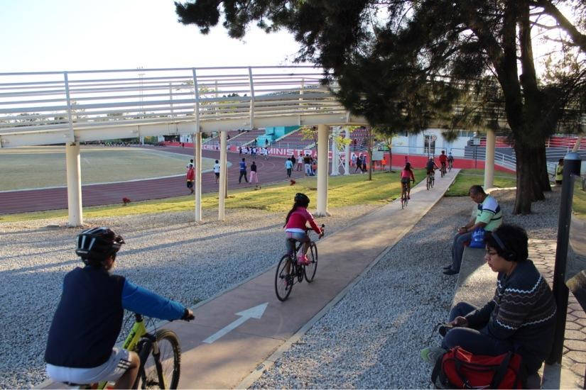 Continúan abiertos parques y espacios públicos durante periodo vacacional (4)