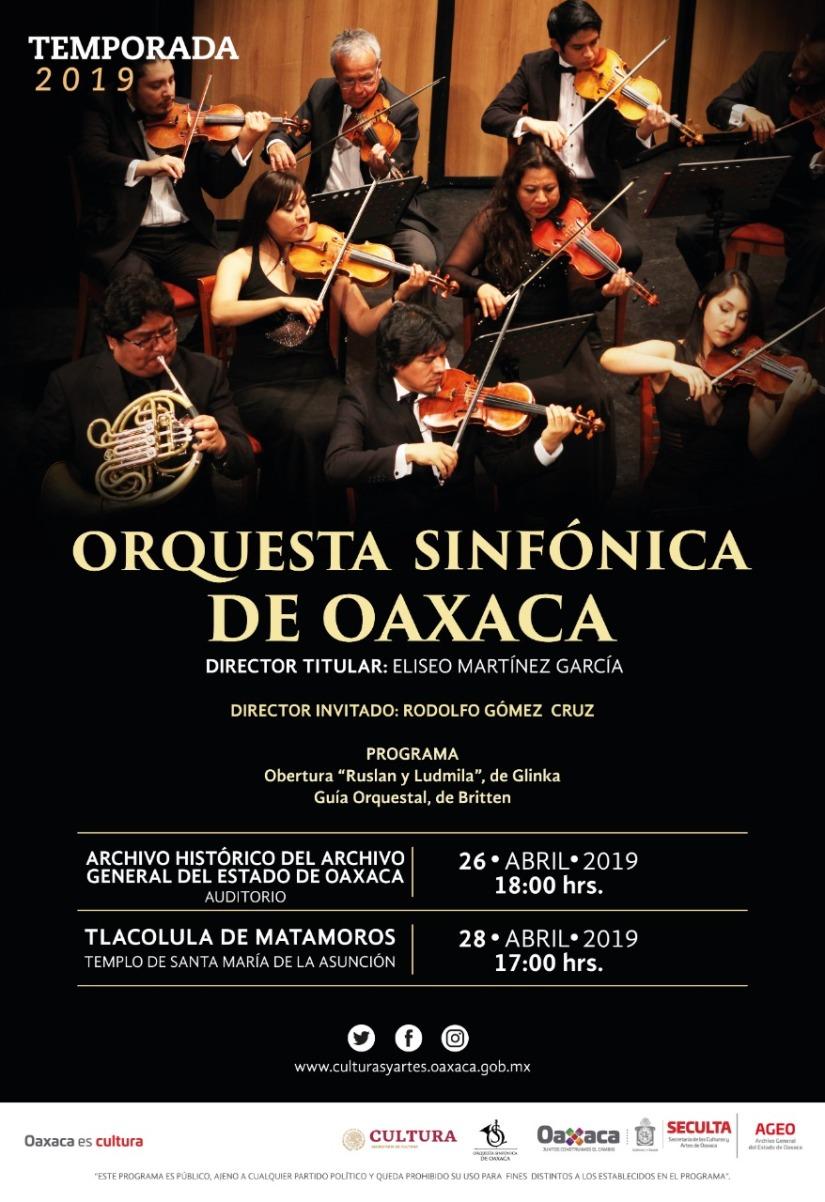 Fin de semana de sinfónica, Seculta invita -.jpeg