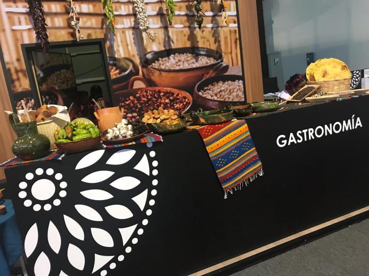 Oferta turística de Oaxaca presente en el Tianguis Turístico 2019 (1)