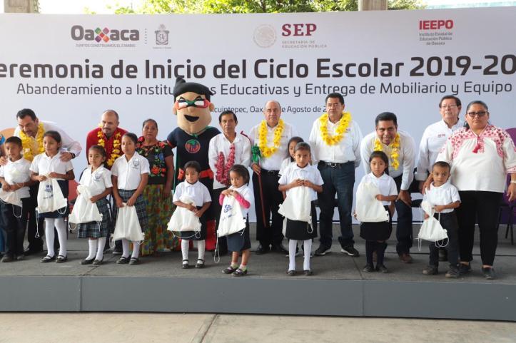 Inicio ciclo escolar 2019-2020- Ixcuintepec (2)